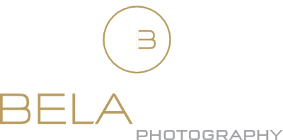bela raba photography logo